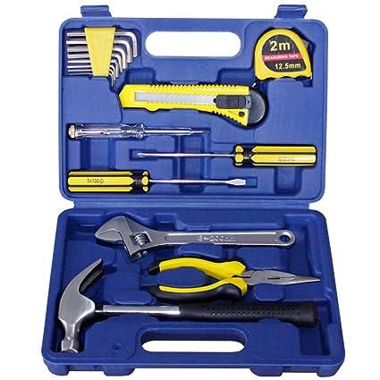 Kit de herramientas con maletín, 17 piezas, precisión Home Depot unboxing Juego de herramientas