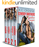 Cowboy Brothers of Rainbow Canyon: A Western Contemporary Romance Series Box Set