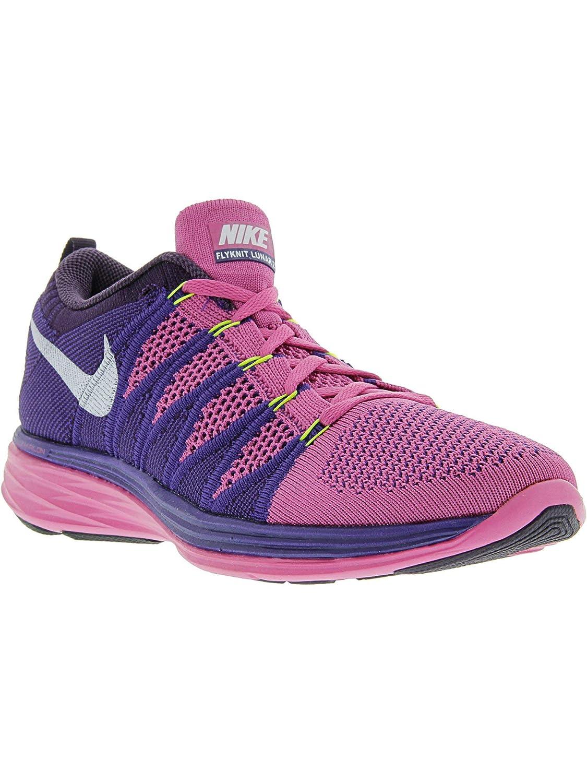 online store 30cd7 f7f66 ... 50% off amazon nike womens flyknit lunar2 running training shoes road  running 915cb 92dd5