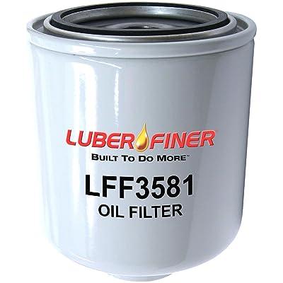Luber-finer LFF3581 Heavy Duty Fuel Filter: Automotive