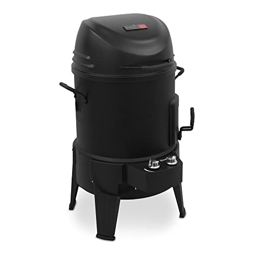 Char-Broil The Big Easy TRU-Infrared Smoker Roaster & Grill - best gas smoker