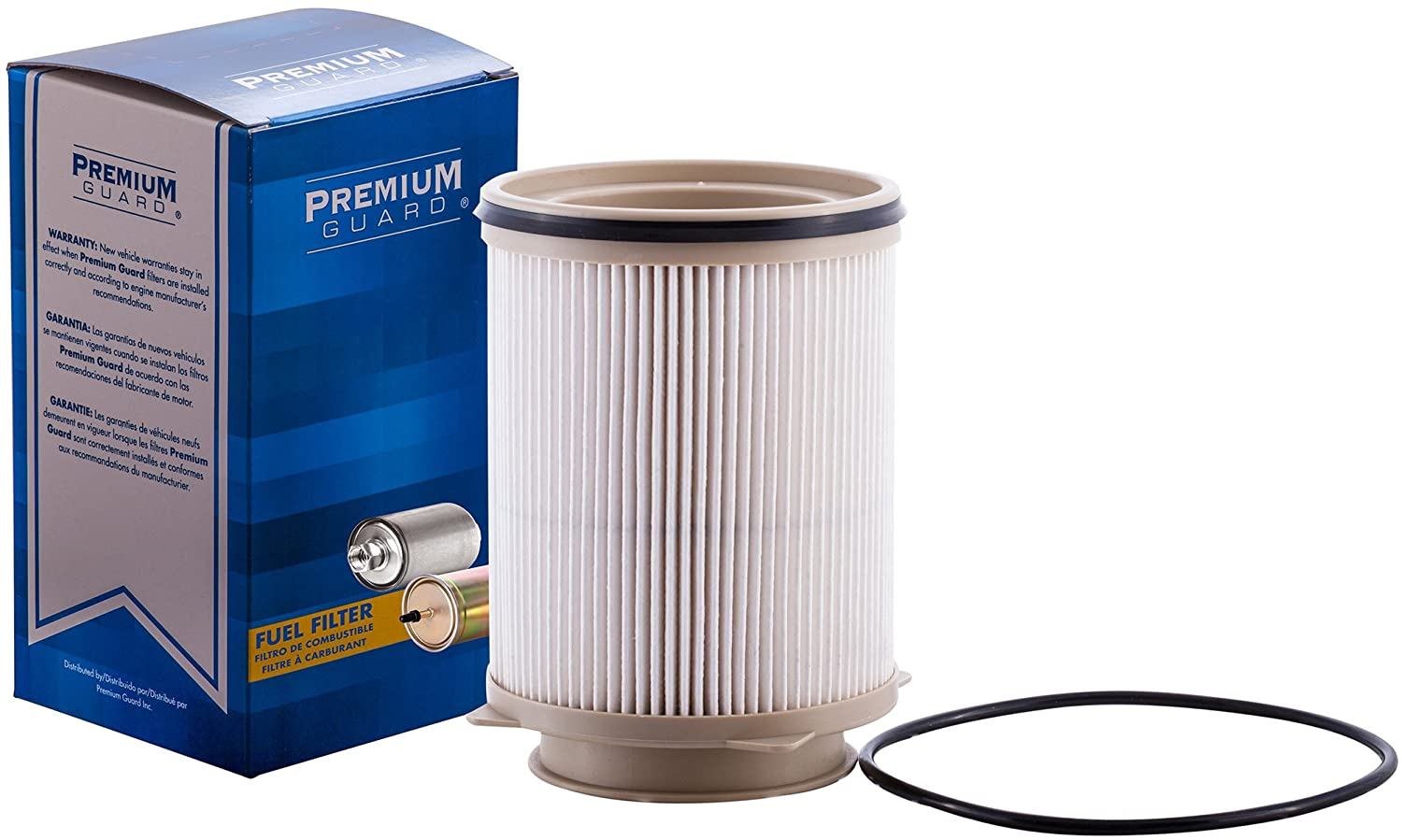 Amazon.com: Premium Guard DF6806 Diesel Fuel Filter | Fits 2018-2010 Dodge  Ram 2500, Ram 3500; 2017-2010 Ram 4500, Ram 5500: Automotive