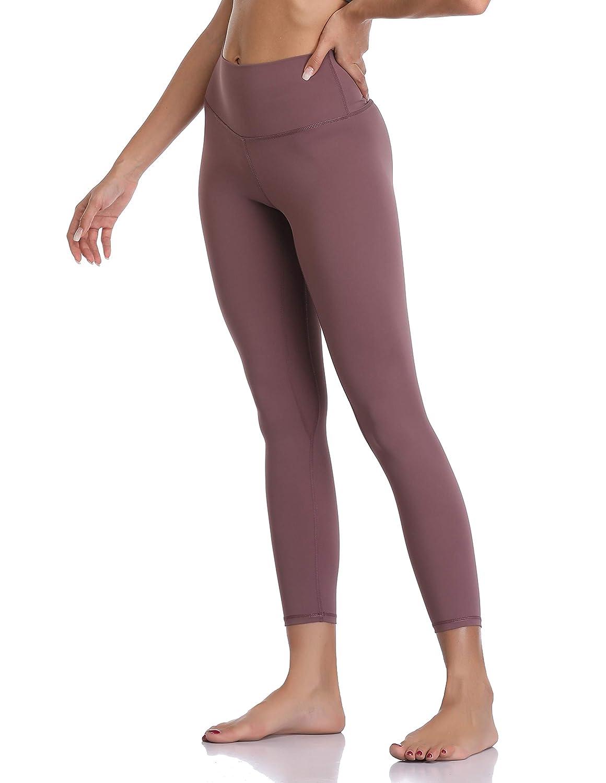 Colorfulkoala Womens Buttery Soft High Waisted Yoga Pants 7//8 Length Leggings