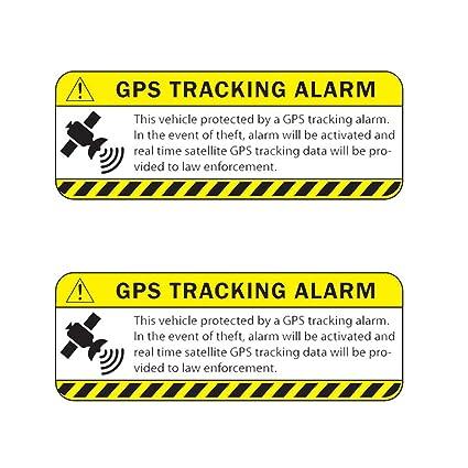 Amazon.com: 1 juego (2 piezas/juego) GPS Tracking Alarma ...