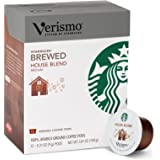 Starbucks House Blend Coffee Verismo Pods, 12 Count