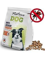 Bionic Nature Zecken Schutz Snack für Hunde 250g, Zeckenfrei in 10 Tagen durch Anti Zecken Snack, Alternative zu Zeckenzange, Zeckenkarte, Zeckenschlinge, auch für Welpen und kleine Sensible Hunde