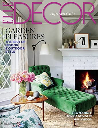 Cool Elle D Cor Amazon Com Magazines On Home Design And Decor Shopping Reviews With