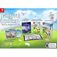 Giraffe and Annika: Musical Mayhem Edition - Nintendo Switch