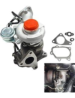 BLACKHORSE-RACING TD04L 49477-04000 14411AA710 Turbo Charger for 2008-2014 Subaru Impreza