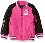 Reebok Girls' Active Outerwear Jacket,Bomber