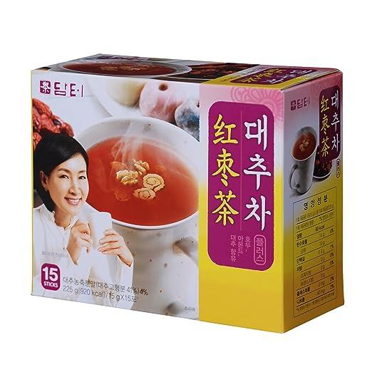 ダムト ナツメ茶
