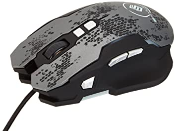 Amazon.com: Skylimite Black Crow Gaming Mouse (T3200): Computers ...