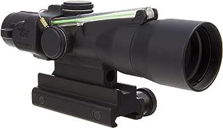 product image for ACOG 3 X 30 Scope Dual Illuminated Horseshoe/Dot .223 Ballistic Reticle
