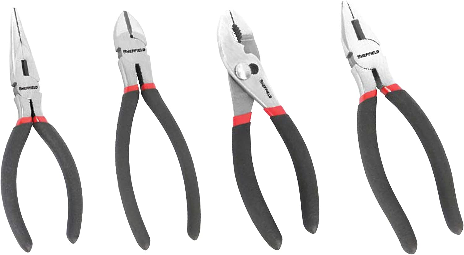 Craftsman Evolv 2 Pc Pliers Set slip joint pliers and long nose pliers