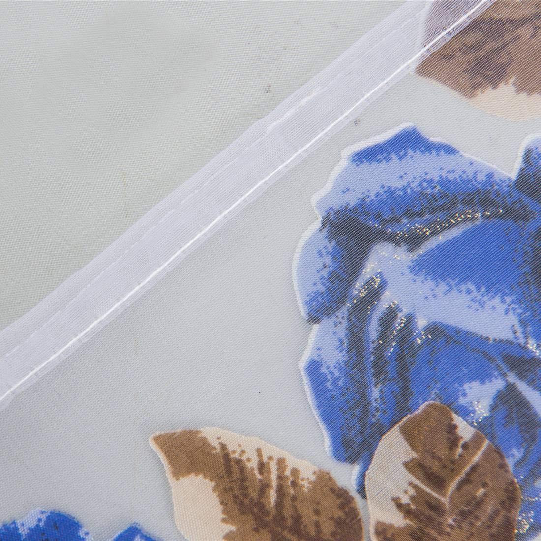 Cortinas Transl/úcidas para Boda Fiesta de Flores Elegente Rom/ánticas Xianheng Visillos Cortinas Gasas Paneles Ventana Cortinas para Sala Dormitorio Sal/ón 2 Piezas #1