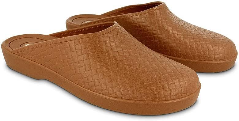 Okabashi Men's and Women's Copenhagen Clogs - Close-Toed Sandals