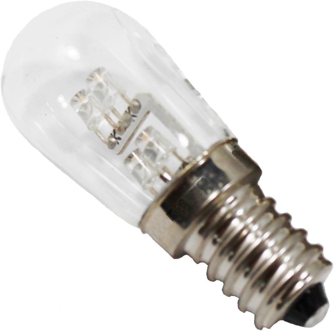 Philips 7w 120v C7 Clear E12 Indicator Incandescent Light Bulb
