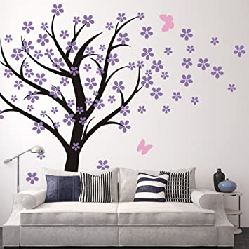 Nature Wall Decor Cherry Blossom Wall Decals Baby Nursery Tree On Nature Wall Decor I
