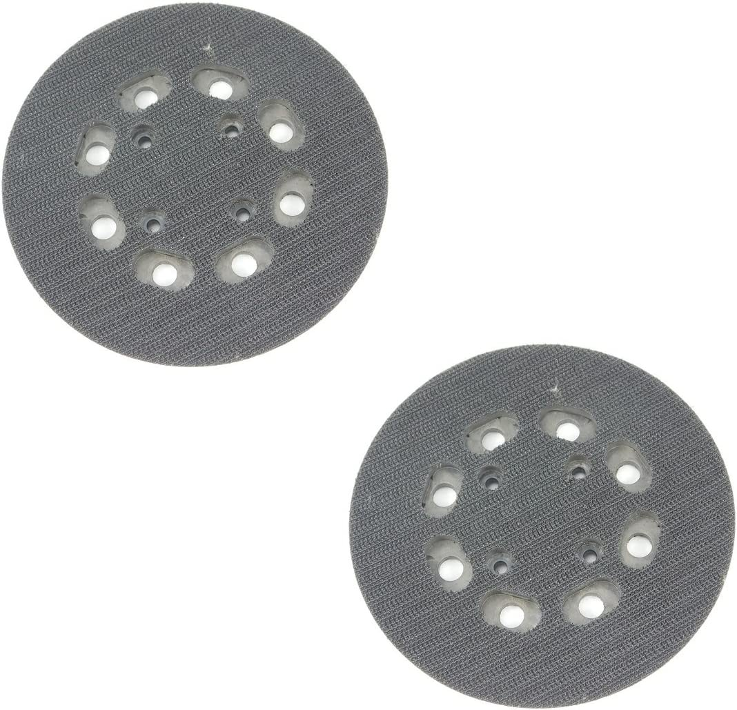 "Black & Decker RO410 Sander OEM Replacement (2 Pack) 5"" Backing Pad # 587295-01-2pk"