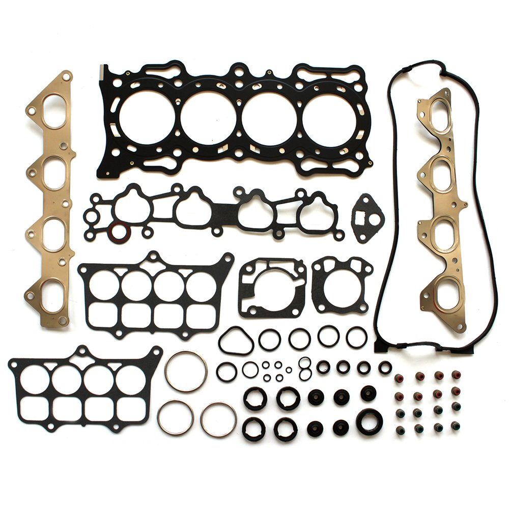 ECCPP Compatible fit for Head Gasket Set for 1990-1993 HONDA ACCORD DX LX 2.2L 16V F22A1 91 ACCORD EX