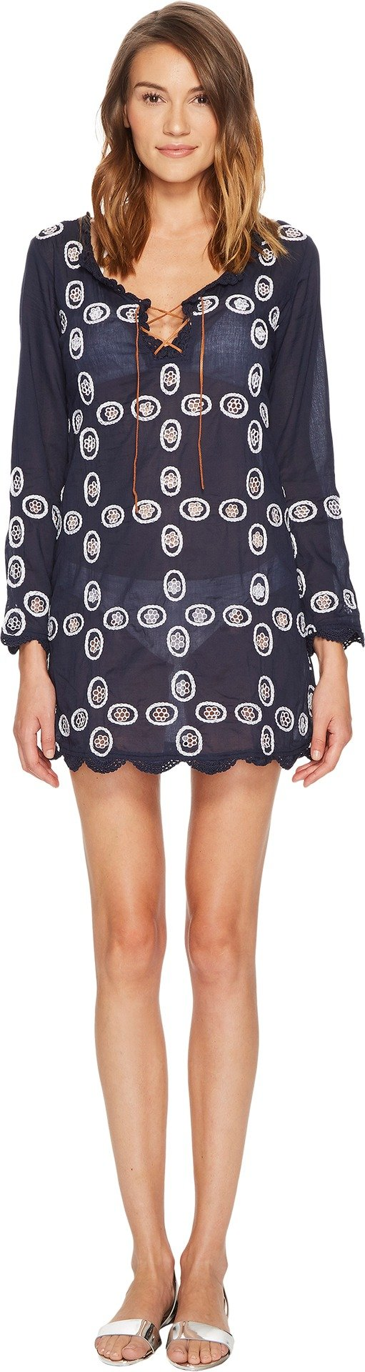 Letarte Women's Doily Dress Navy Medium by Letarte