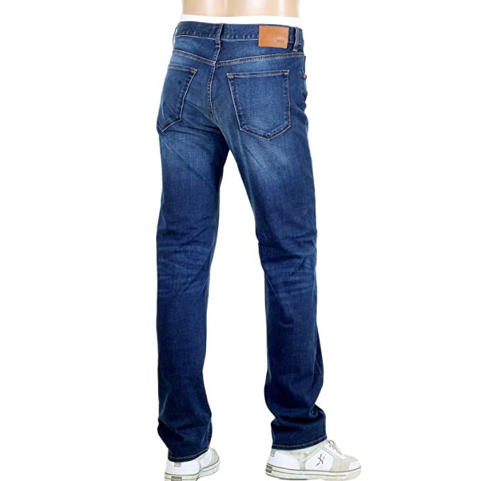 Regular Fit Stretch Denim Hugo Boss Maine 1 azul Jeans boss4572 azul azul 30W