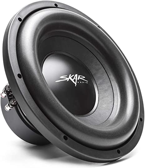 DUAL PORTED SUBWOOFER MDF ENCLOSURE FOR SKAR AUDIO DDX-12 SUB BOX ...