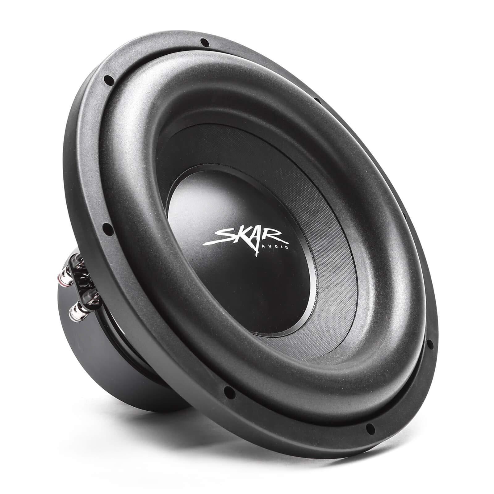 Skar Audio SDR-12 D2 12'' 1200 Watt Max Power Dual 2 Ohm Car Subwoofer by Skar Audio