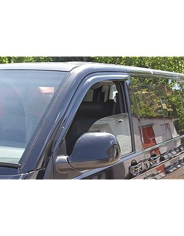 Autoclover - Juego de deflectores de Viento para VW Transporter T5/T6 (2 Piezas