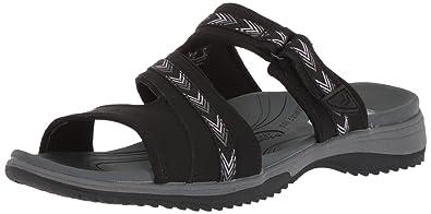 213fe138eb149e Dr. Scholl's Shoes Women's Day Slide Sandal: Amazon.co.uk: Shoes & Bags