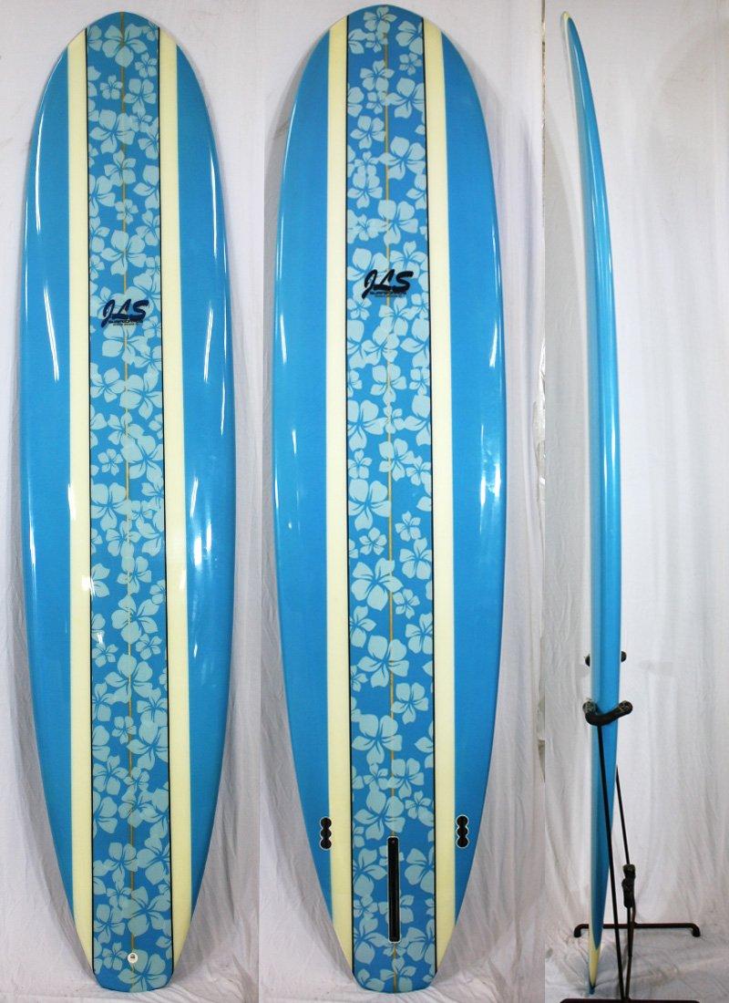 ミニタンカー funboard サーフボード [青] 8'6