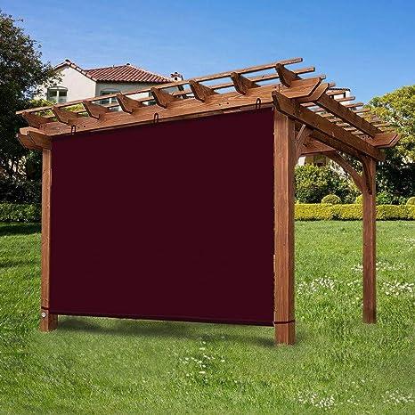 Ecover - Panel Impermeable para Exterior con Cuerdas para ...