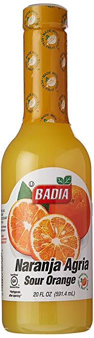 Badia Orange Bitter - Naranja Agria 20 oz Pack of 3