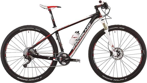 Shockblaze KRS Race - Bicicleta de montaña para Hombre (29 ...