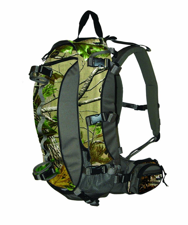 Horn hunterbackpack (新しいMossy Oak Breakup) B008F67COI APG Realtree メインビーム