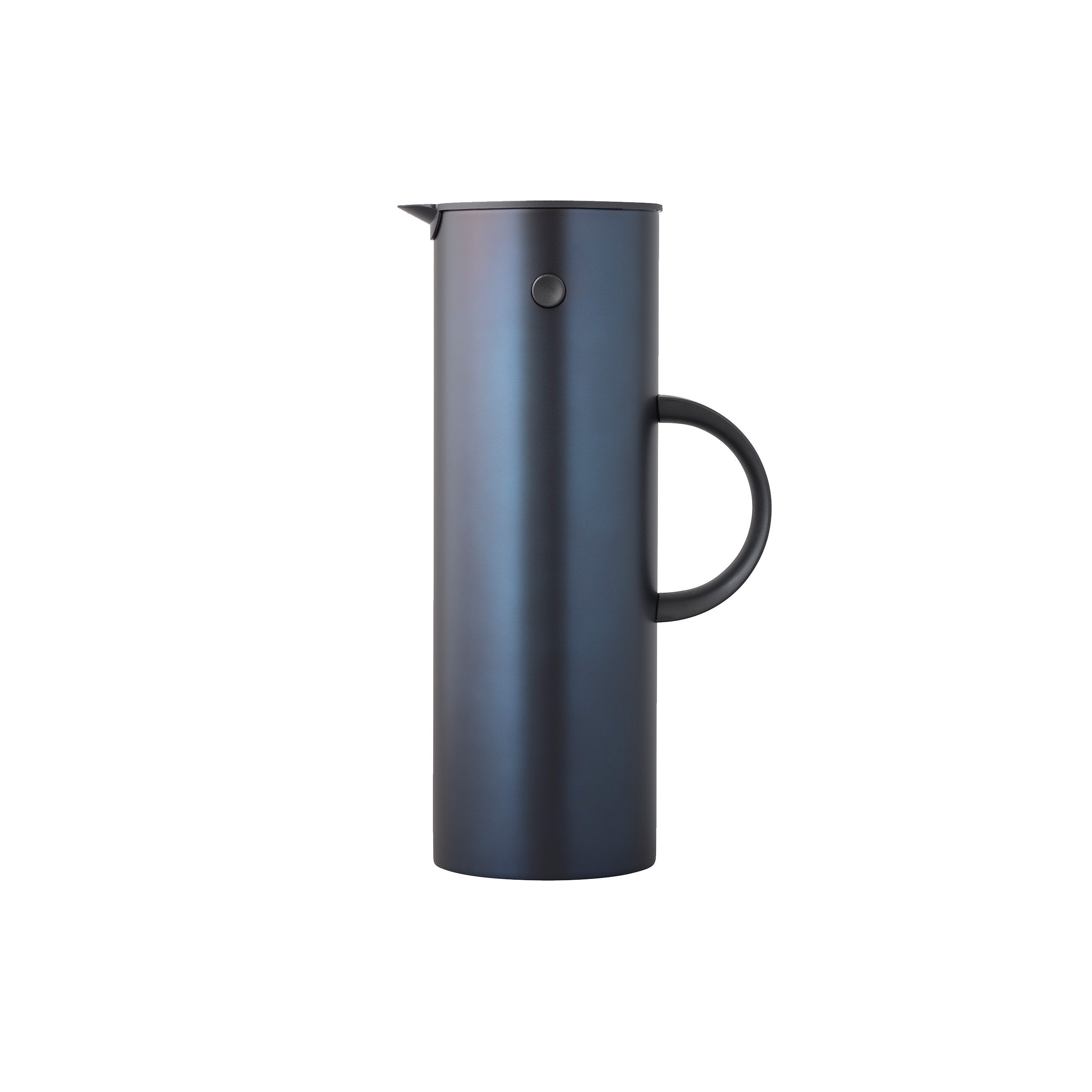 Stelton 'EM77 Vacuum Jug 40 Year Edition, Dark Blue Metallic