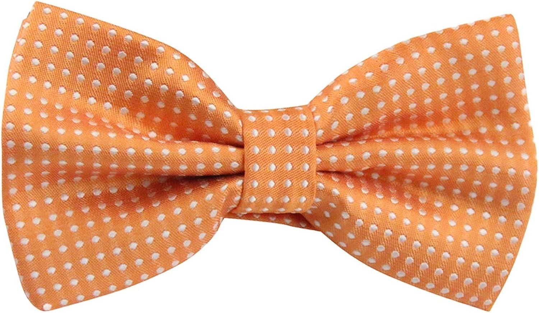 Panegy Bow Tie Hombres Pajarita Corbata de Lazo Pre-anudada con ...