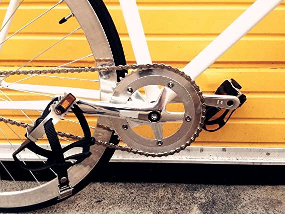 Para bicicleta de montaña de carreras pedales + calapiés + correas ...