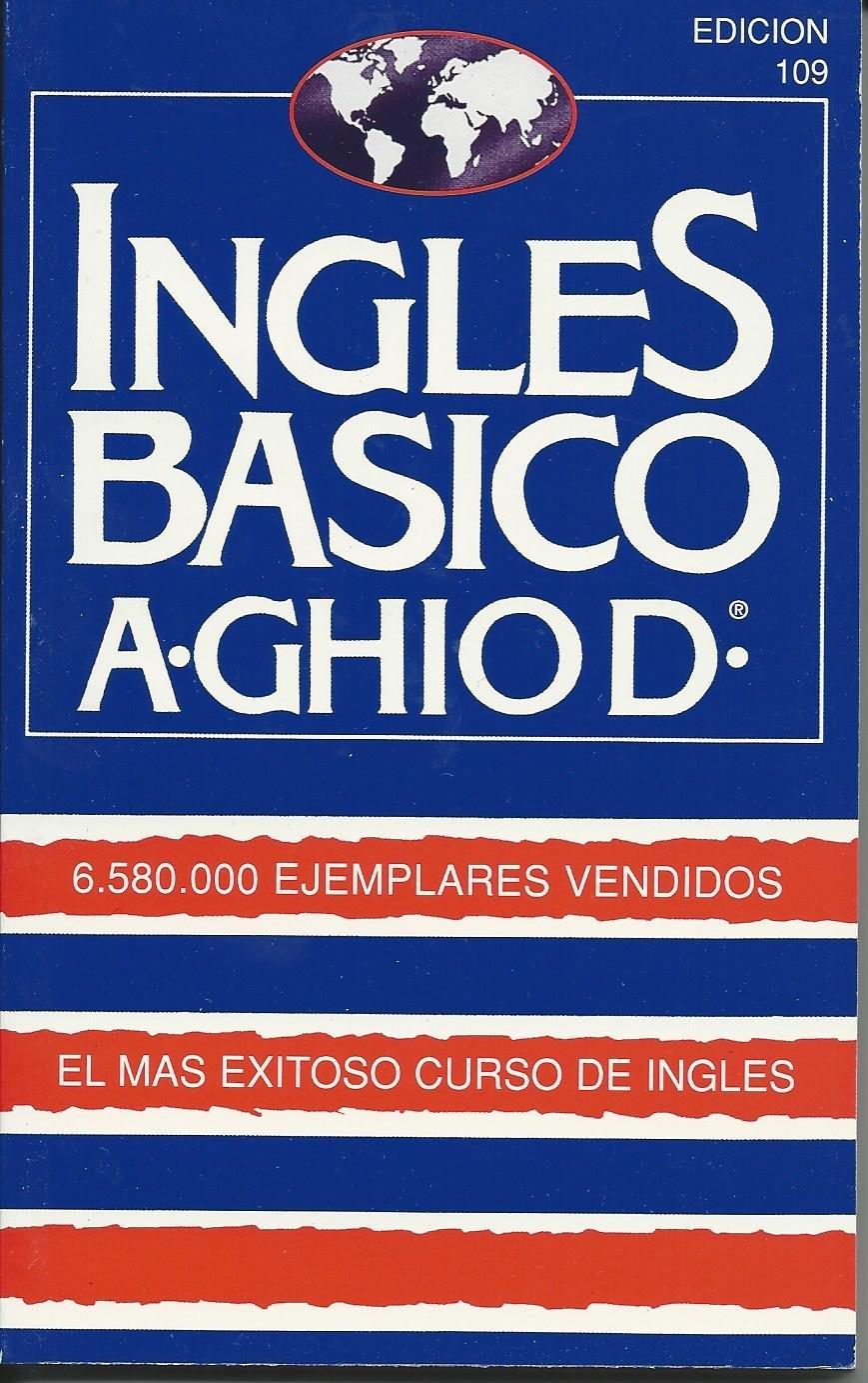 Ingles Basico A Ghio D (Spanish) Paperback – Mini Calendar, January 2, 2015