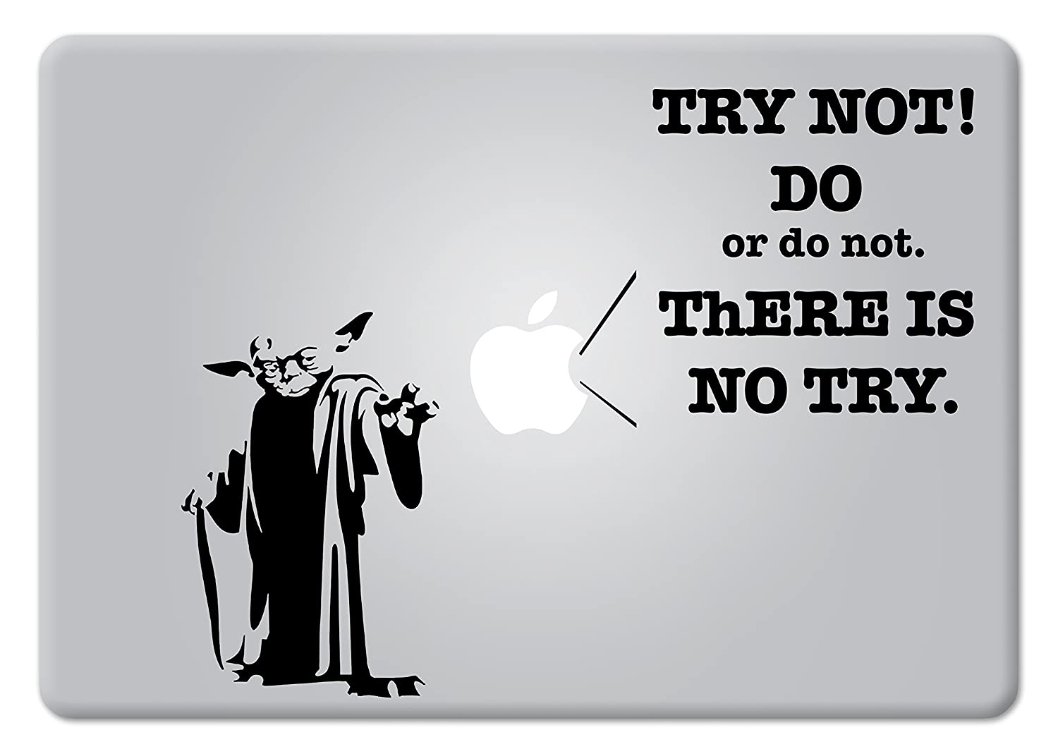 Amazon Yoda Quote Try Not Do Or Do Not There Is No Try Star