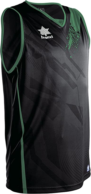 Luanvi Play - Camiseta de Tirantes Deportiva de Baloncesto Unisex Adulto: Amazon.es: Ropa y accesorios