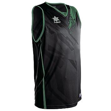 Luanvi Play Camiseta de Tirantes Deportiva de Baloncesto, Unisex Adulto: Amazon.es: Deportes y aire libre
