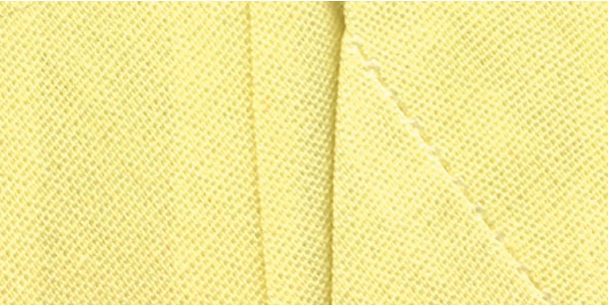 Canary 3-Yard Wrights 117-202-086 Wide Single Fold Bias Tape