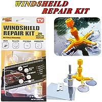 Kit de reparación de parabrisas para coche,
