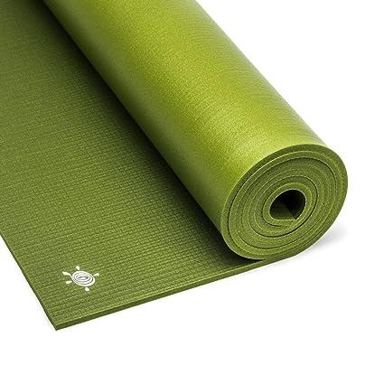 Esterilla de Yoga KURMA SADHANA Oliv S, 185 x 66 x 0,64 cm ...