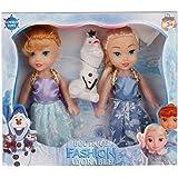 RVold True Frozen Dolls