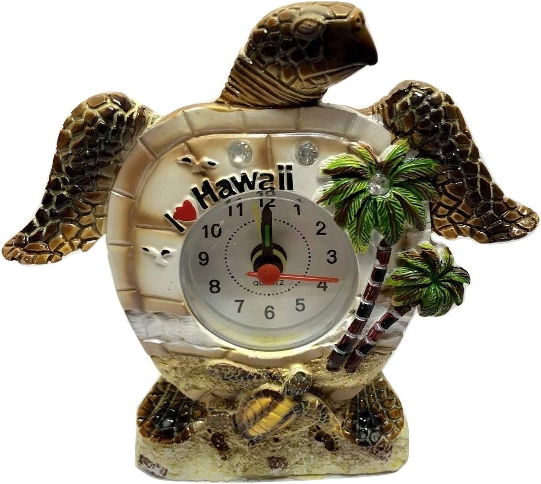 Clock Turtle Design