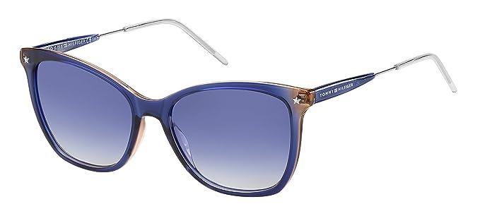Tommy Hilfiger TH 1647/S Gafas de sol, Multicolor (Bluesand ...
