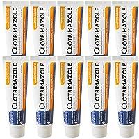 Family Care Clotrimazole Anti Fungal Cream, 1% USP Compare to Lotrimin 1oz. (10...