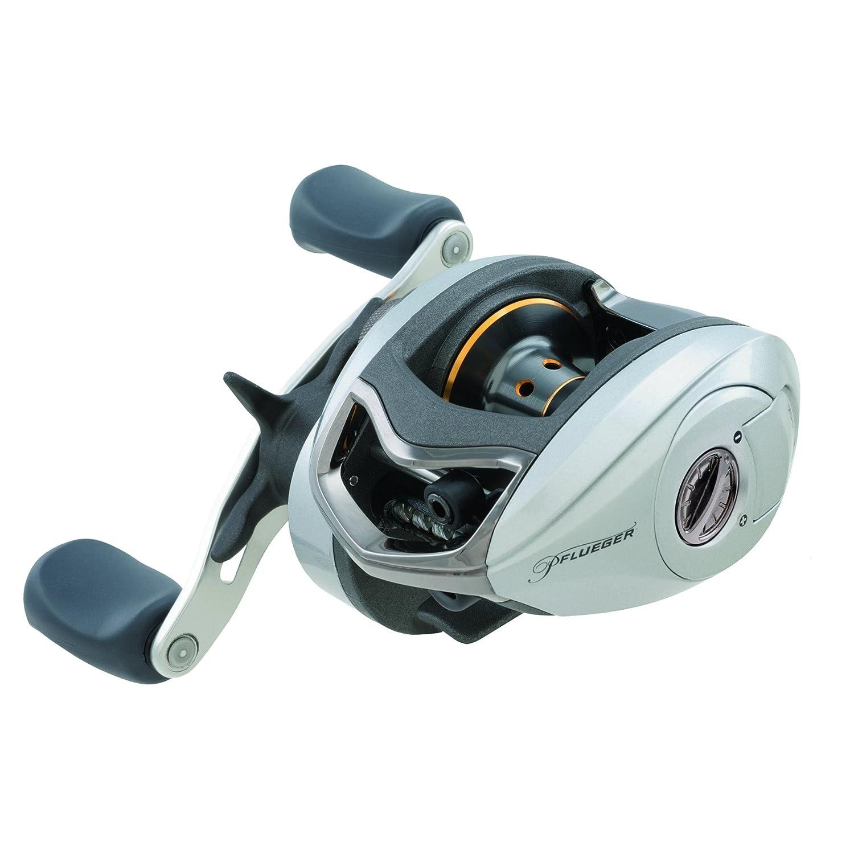 Pflueger Supreme Low Profile Baitcast Fishing Reel